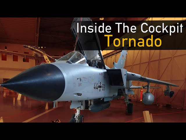 Inside The Cockpit - Panavia Tornado