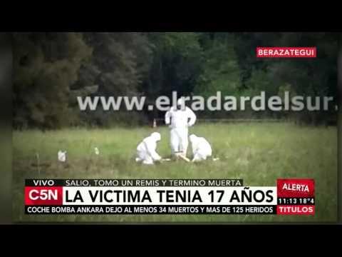 C5N - Policiales: Dos brutales femicidios en pocas horas