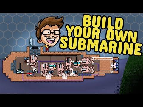 SUBMARINE UNDERWATER ADVENTURE - Mechanic Miner Gameplay #8