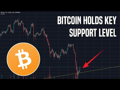 Bitcoin Holds Critical Support And Altcoins Hold Strong
