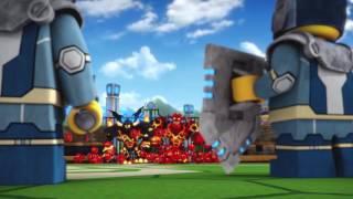 Books of Power - LEGO NEXO KNIGHTS - Season 2 Trailer 1 #Upgradeyourpower