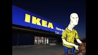 Atrapado en el Ikea! (24h) SCP-3008 Lone Survivor