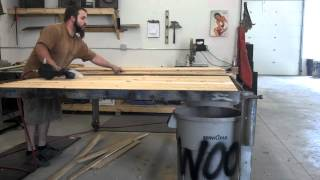 Building 6x8 Cedar Stockade Panels