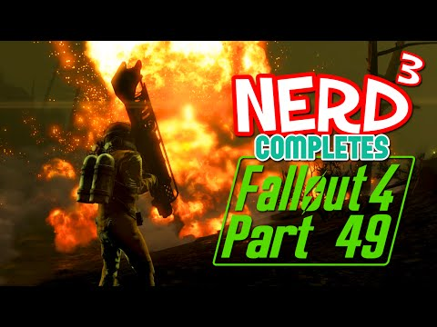 Nerd³ Completes... Fallout 4 - 49 - Beam Me Up