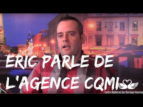 Agence matrimoniale - Trouver l'amour au Québec - Eric se confie avec sincérité