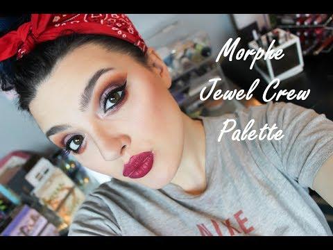 Morphe   Jewel Crew Palette   Hopie Dee Beauty