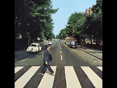 ABBEY ROAD BUT ITS JUST BASS