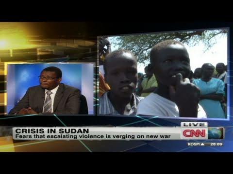 CNN: Sudan's humanitarian crisis