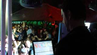 Laurent Garnier presents LBS - Gnanmankoudji live in Malta 2011 (Badbox - Shift - Disorder).MP4
