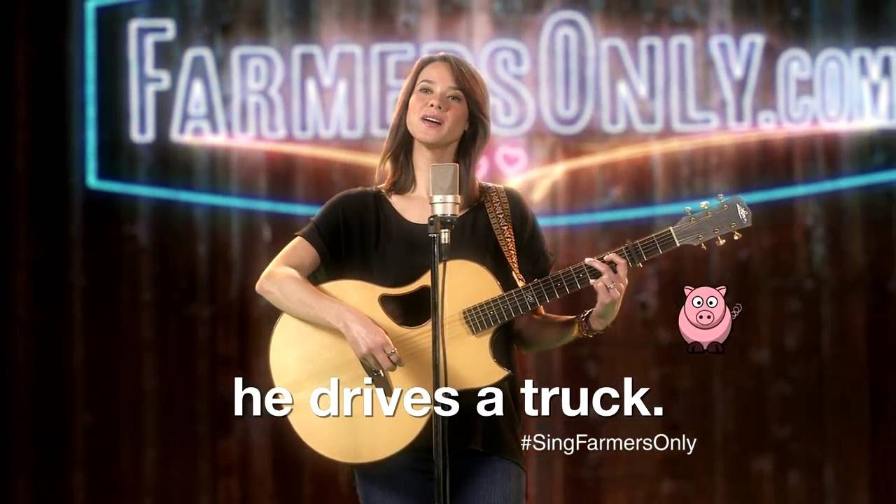 farmers only com commercials