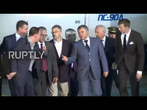 Cuba: Russian delegation arrives in Havana to pay tribute to Fidel Castro