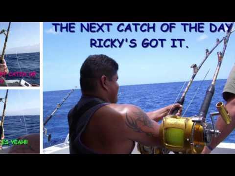 Honolulu Fishing Trip