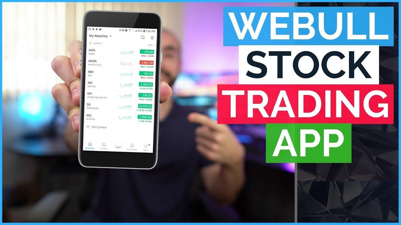webull app review best