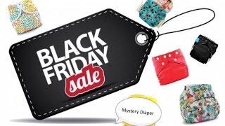 Black Friday Cloth Diaper Haul