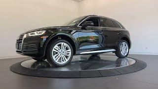 2019 Audi Q5 Lake forest, Highland Park, Chicago, Morton Grove, Northbrook, IL AP8744
