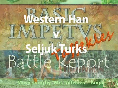Western Han v Seljuk Turks BI2 171204
