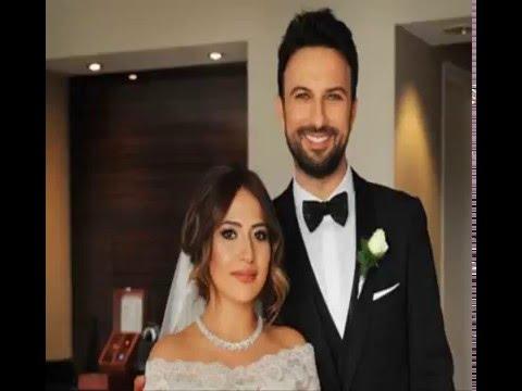 Las Fotos de la Boda de Tarkan y su esposa Pinar Dilek