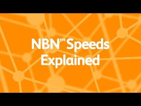 NBN Speeds Explained   Internode