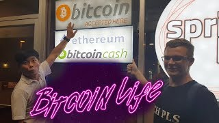 Bitcoin Life: Buying Korean BBQ with Bitcoin in Santa Clara, CA
