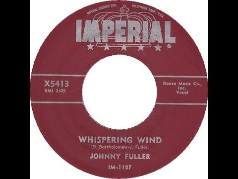 Johnny Fuller  Whispering Wind
