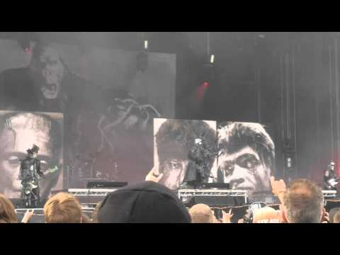 Rob Zombie ''What Lurks On Channel X'' Live Sweden Rock 2011 mp3