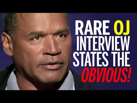 "OJ Simpson ""Confession"" Video Special on FOX (REACTION)"