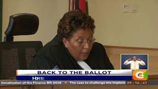 Homa Bay governor Cyprian Awiti loses appeal