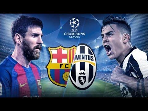 Barcelona Vs Juventus Ucl Live