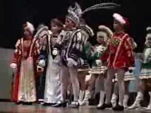 """Karneval in Hilden """"Einmal Prinz zu sein"""" 1995 R & K"""