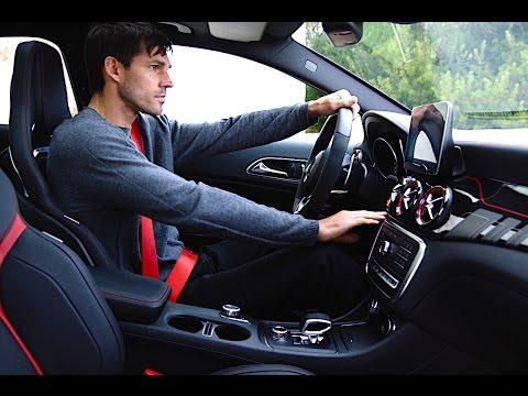 Gla 45 Amg >> Mercedes GLA INTERIOR REVIEW AMG GLA 45 INTERIOR AMG Performance Studio INTERIOR 2017 CARJAM TV ...