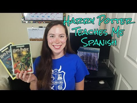 Learning Another Language By Reading Harry Potter
