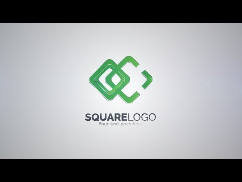 How To Make A Professional Logo Intro With AFTER EFFECTS 09 || Free AE Project Files || [ENGLISH]
