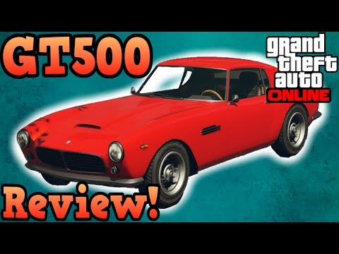 GT500 review! - GTA Online guides