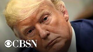New York City prosecutors reportedly subpoena Trump's tax returns