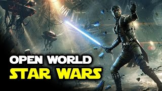 Open World Star Wars Game Details: 3rd Person, Bosses, RPG and Economy (Star Wars News and Rumors)
