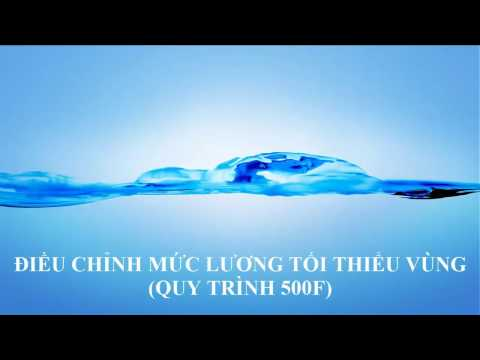 HƯỚNG DẪN VNPT-BHXH 2.0: ĐIỀU CHỈNH MỨC LƯƠNG TỐI VÙNG (500F) VÀ GIA HẠN THẺ BHYT HÀNG NĂM (504B)
