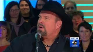 [HD] Garth Brooks - The Dance (Live On GMA 11/20/2017)