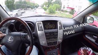 видео Гибрид Лексус. Lexus HS 250h 2010
