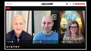 The value of understanding yourself & others | Arianna Huffington, Adam Grant, Ray Dalio - Collision