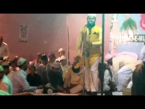 Tahir Raza Rampuri in okhla Delhi 1