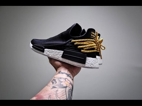74df4723e9fbb ADIDAS x PHARRELL WILLIAMS HU HUMAN RACE NMD REVIEW    STRAIGHT FROM THE  SOLE