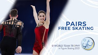 Pairs | Free Skating | ISU World Figure Skating Team Trophy