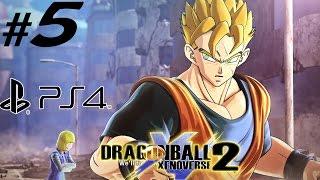 Dragon Ball: XV2 - Story Mode #5