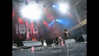 The 69 Eyes  - Dead Girls Are Easy - ZITA ROCK FETSIVAL - 16.06.2012 Berlin