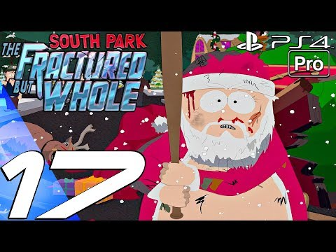 South Park The Fractured But Whole - Gameplay Walkthrough Part 17 - Critters & Time Travel (PS4 PRO)