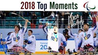 No 1   2018 Top Moments