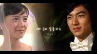 Koo Hye Sun And Lee Min-Ho (THE RIGHT CO...