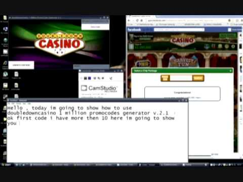 doubledown casino promo code generator download