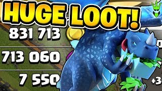 "LOOKING FOR HUGE LOOT RAIDS! - Road to Max TH12! - ""Clash of Clans"""