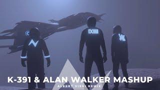 Alan Walker & K-391 - Lily & Aurora (Albert Vishi Mashup)